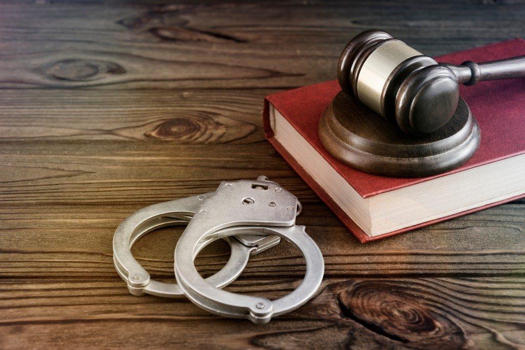 bail bonds concept