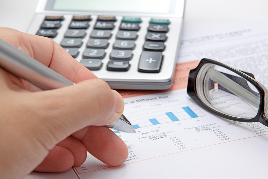 computation of finances