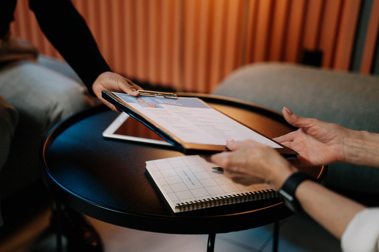hiring documents